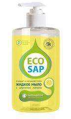 Жидкое мыло Лимон, 0,46 л. (БиоМикроГели)