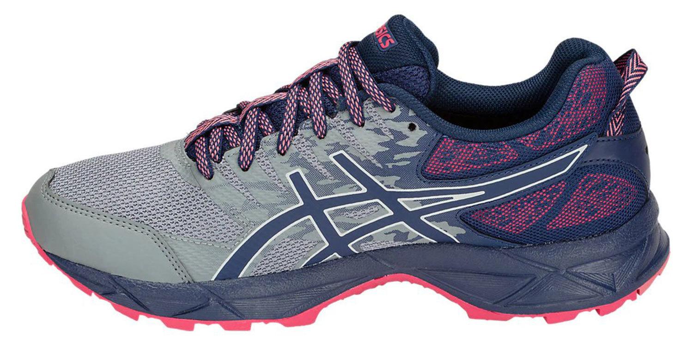 6e4a9b97 Женские кроссовки для бега Asics GEL-Sonoma 3 G-TX T777N 020 купить ...