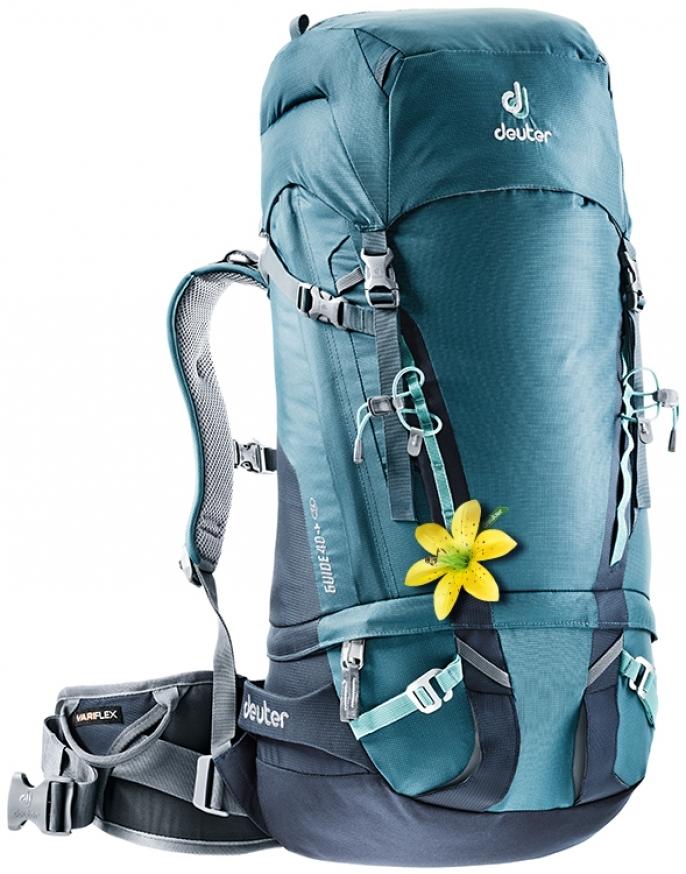 Рюкзаки для скитура Рюкзак женский альпинистский Deuter Guide 40+ SL image2__5_.jpg
