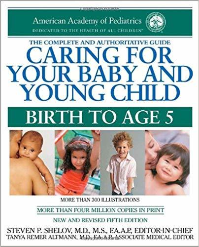 Kitab Caring for Your Baby and Young Child: Birth to Age 5  