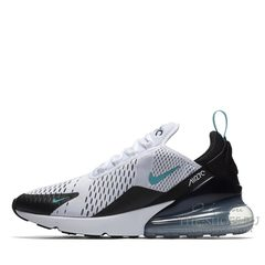 Кроссовки Nike Air Max 270 White Black Turquoise