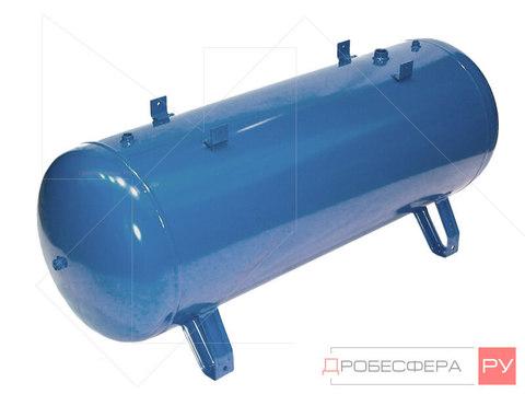 Ресивер для компрессора РГ 250/40 (от -40С до +50С) горизонтальный