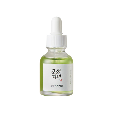Сыворотка Beauty Of Joseon Calming Serum Green tea 30ml