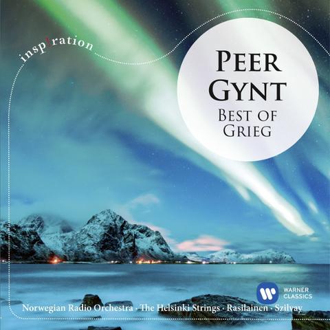 Norwegian Radio Orchestra, The Helsinki Strings, Rasilainen, Szilvay / Peer Gynt: Best Of Grieg (CD)