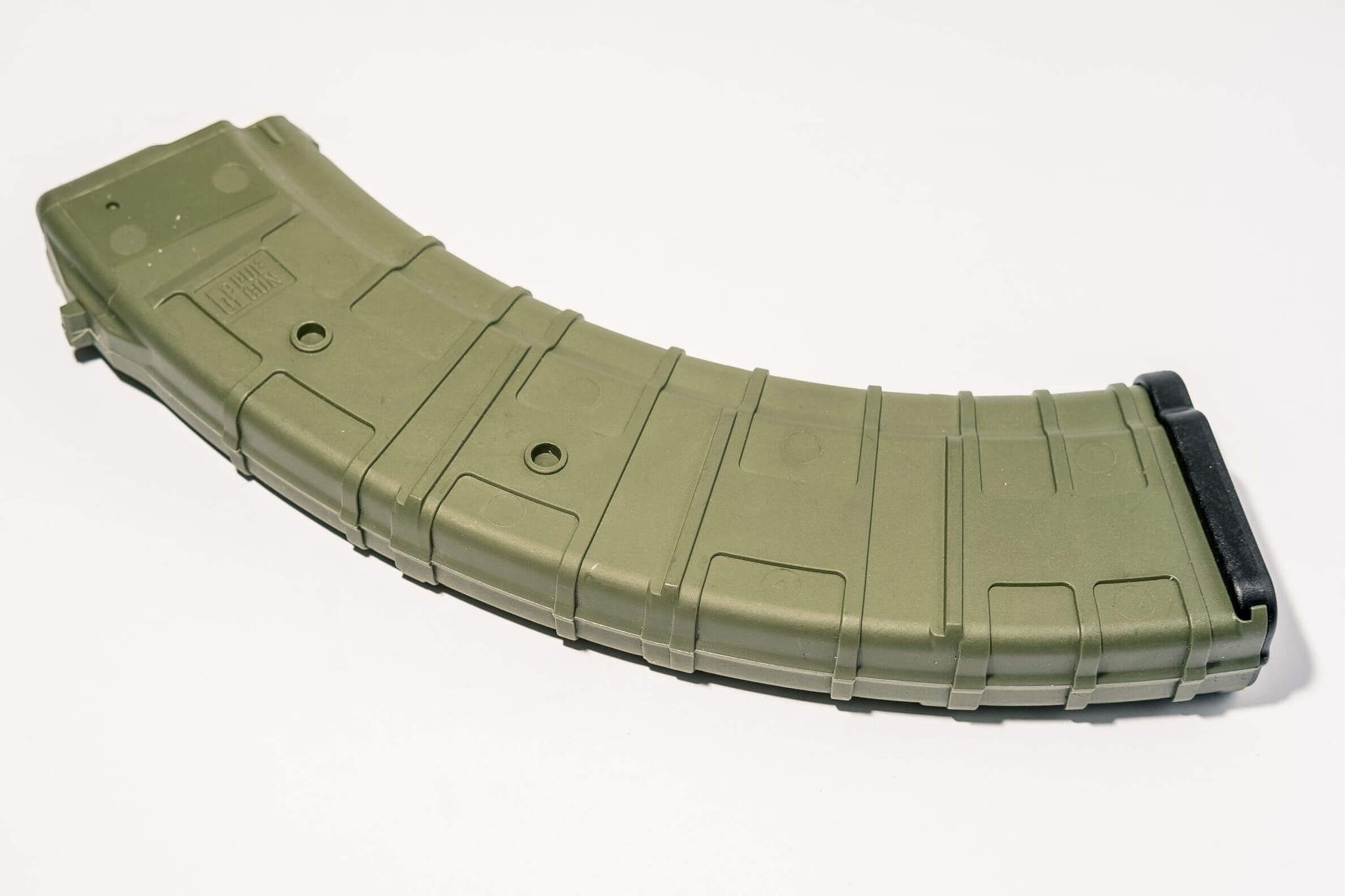 Магазин Pufgun для  ВПО-136 ВПО-209 7.62x39 на 40 патронов, цвет олива