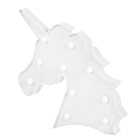 Ночник Unicorn White