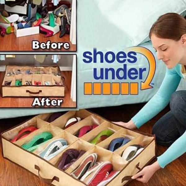 Товары для дома Органайзер для обуви Shoes Under 6df1b0c659375d7940d815de6696a17c.jpg