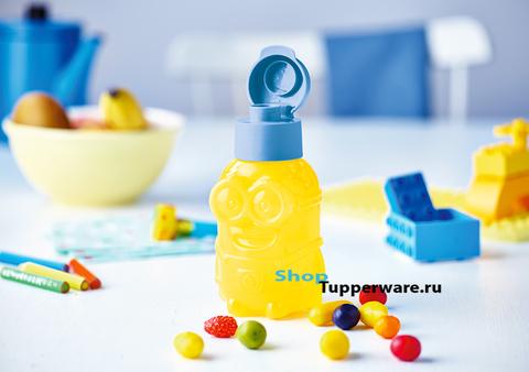 Детская бутылка эко миньон 350мл