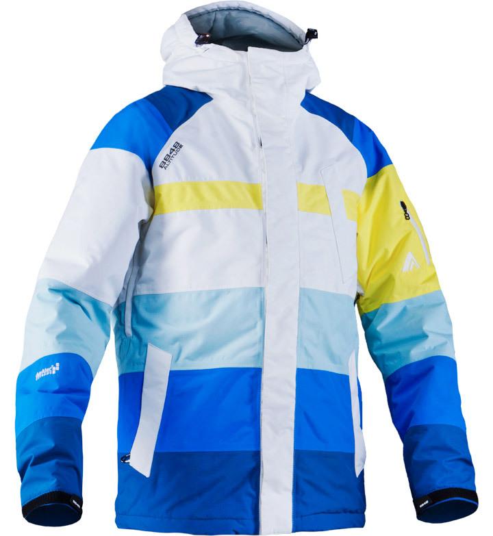Мужская горнолыжная куртка 8848 Altitude Mels Turquoise 757206 ... 191f7e839e8