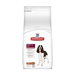 Hill's Science Plan Advanced Fitness сухой корм для собак средних пород ягненок с рисом
