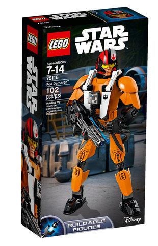 LEGO Star Wars: По Дамерон 75115
