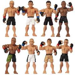UFC Micro Figure Two-Packs Series 02