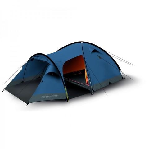 Кемпинговая палатка Trimm CAMP II, 4+1 (синяя)