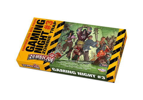 Zombicide: Gaming Night Kit #3