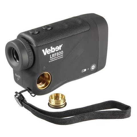 Монокуляр Veber 6*25 с дальномером LRF800