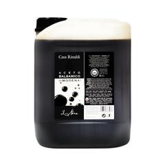 Уксус бальзамический Casa Rinaldi черная этикетка Модена 5 л