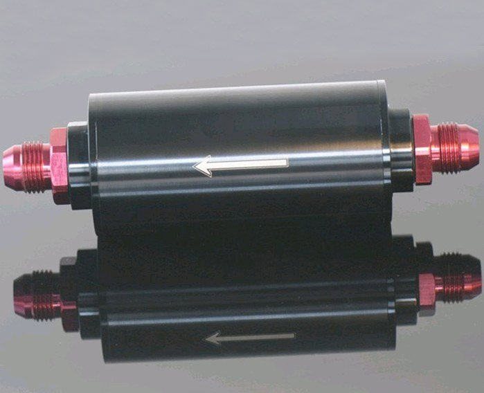 Топливный фильтр 40 микрон AN 10