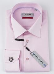 Рубашка Ledub slim fit 0136743-430-000-000-SF-Pink