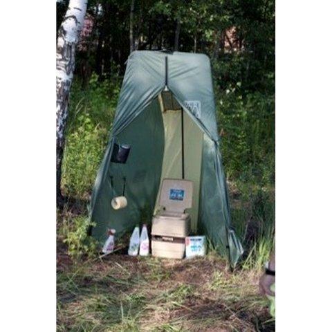 Палатка для биотуалета или душа  WС Camp