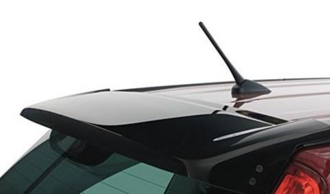 Дефлектор заднего стекла Honda CR-V 2007-2012 темный, EGR (813021)