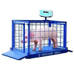 Весы для животных ВСП4-150ЖСО