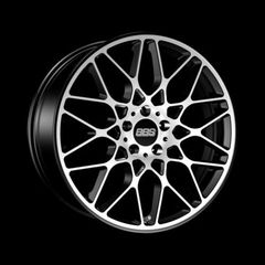 Диск колесный BBS RX-R 9x19 5x120 ET32 CB82.0 satin black/diamond cut