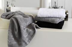 Набор полотенец 2 шт Byblos Misteri серый