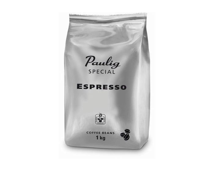 Кофе в зернах Paulig Special Espresso, 1 кг (Паулиг)
