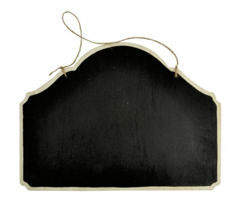 Деревянная доска с меловым покрытием Lucky Dip Chalkboard Sign Plate