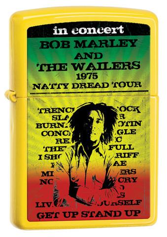 Зажигалка Zippo Bob Marley №24993