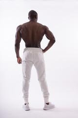 Мужские брюки NB AW 719 cream