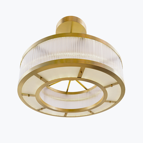 replica light  BURLINGTON GARDENS 2 CHANDELIER by BELLA FIGURA