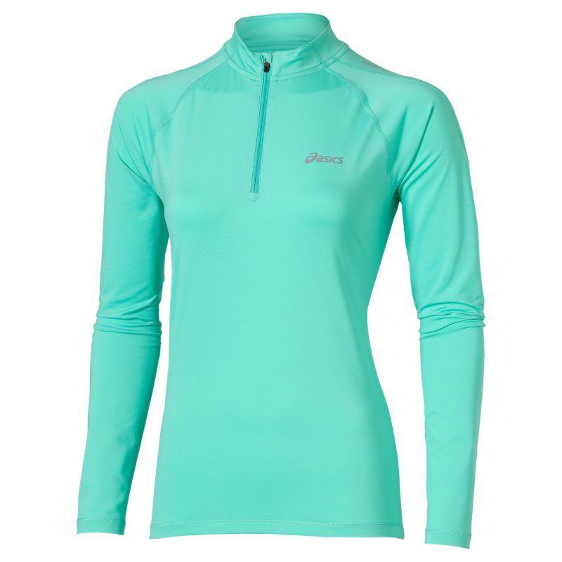 Беговая рубашка Asics LS  Zip Top женская (110425 4002)