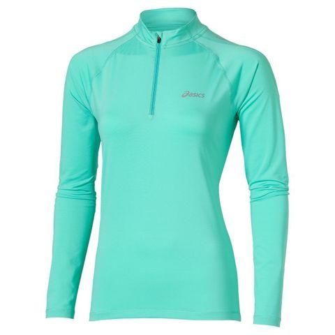 Беговая рубашка Asics LS 1/2 Zip Top женская