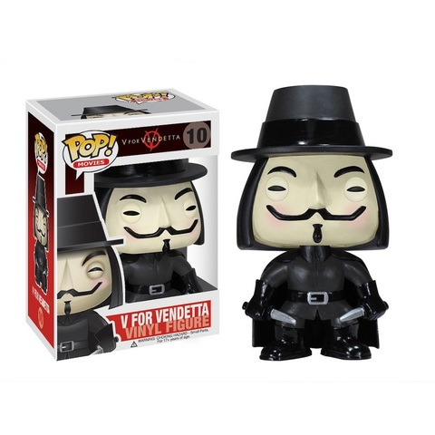 Фигурка Funko Pop! Movies: V For Vendetta - V For Vendetta (Vaulted)