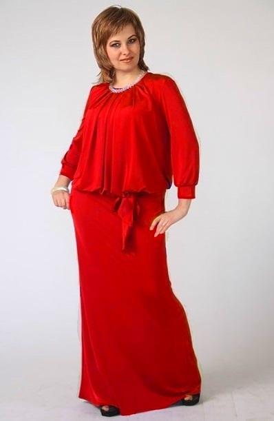 Платье 17-025