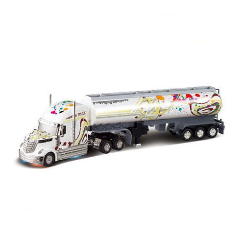 Фура Rui Chuang Heavy Truck QY0203C 1/32