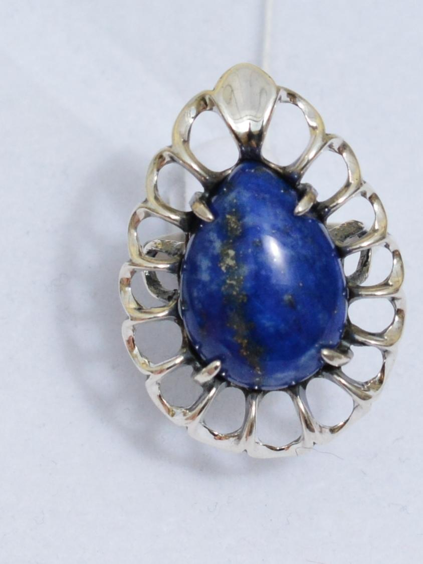 Бона Д(кольцо из серебра)