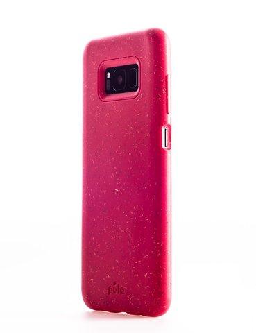 Чехол для телефона PELA Samsung S8 Красный