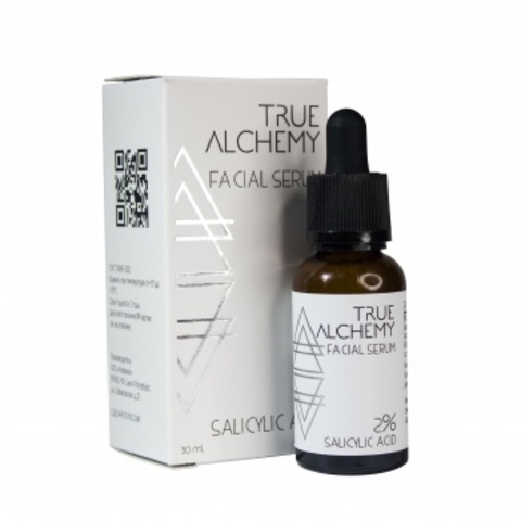 Сыворотка для лица Salicylic Acid 2% (TRUE ALCHEMY, Levrana)