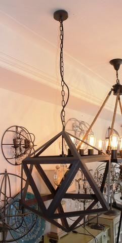 vintage chandelier  01-13 ( by Funky Vintage )
