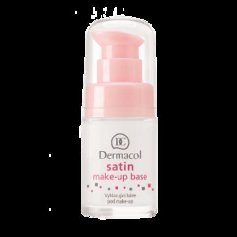 Dermacol Satin Make-Up Base Матирующая база под макияж с выравнивающим эффектом, 15 мл