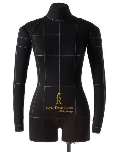 Комплект Comfort: мягкий манекен Monica черный с подставкой, Ручки,Сумка-чехол