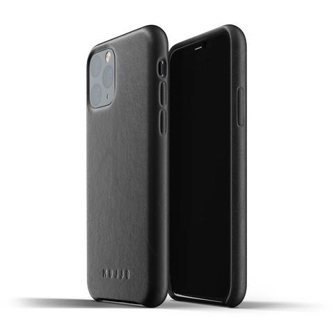 Чехол Mujjo iPhone 11 Pro Leather Case