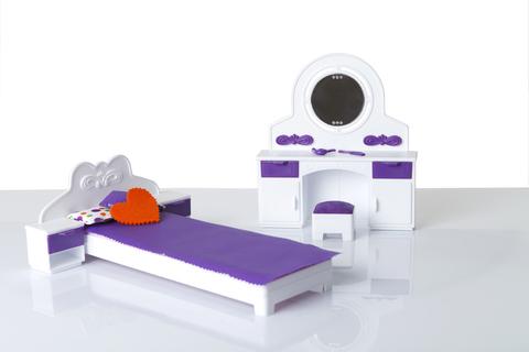 Мебель для кукол Спальня