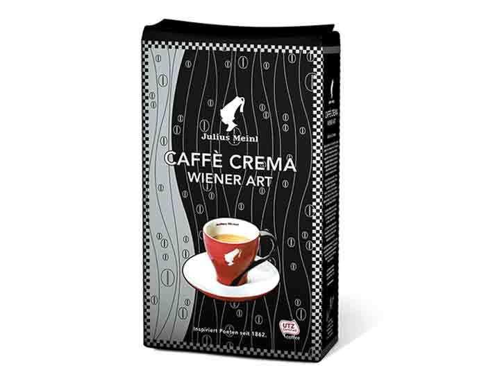 Кофе в зернах Julius Meinl Caffe Crema Wiener Art, 1 кг (Юлиус Майнл)