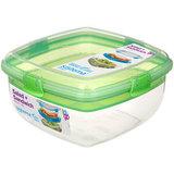 Контейнер для салата и сэндвичей To-go, 1,63л, артикул 21358, производитель - Sistema