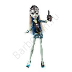 Кукла Monster High Фрэнки Штейн (Frankie Stein) - Группа поддержки Ужаса