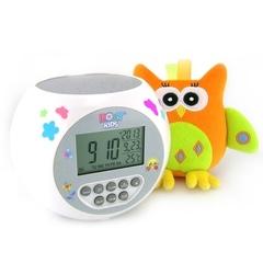 Roxi Kids. Игрушка и ночник-проектор звездного неба Olly с совой