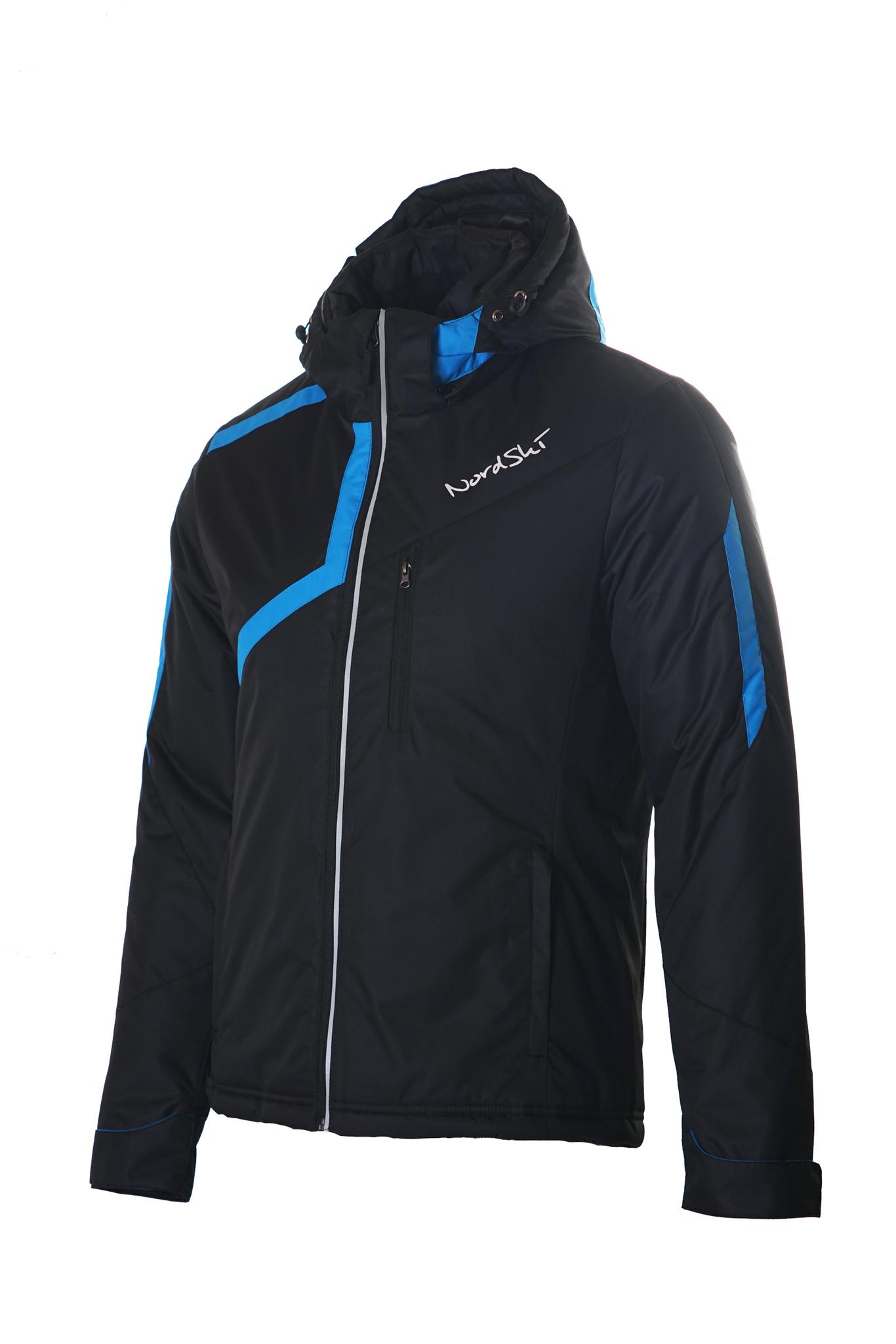 Теплая прогулочная лыжная куртка Nordski до -35°С